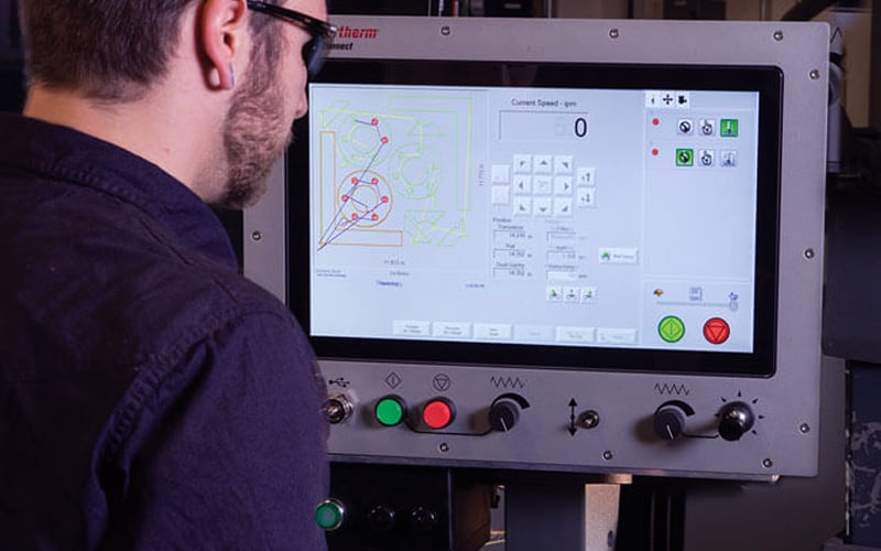 Plasma CNC Software and Controllers | AKS Cutting Systems