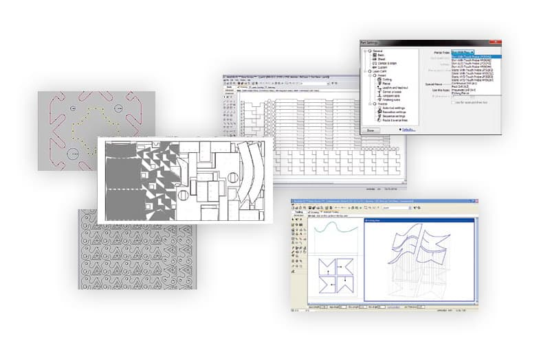 Waterjet Software