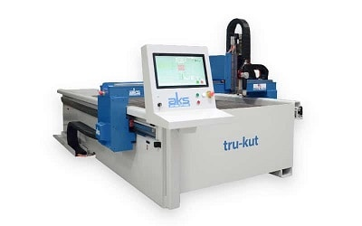 AKS Robotic Plasma Cutting Systems And Waterjet Cutters